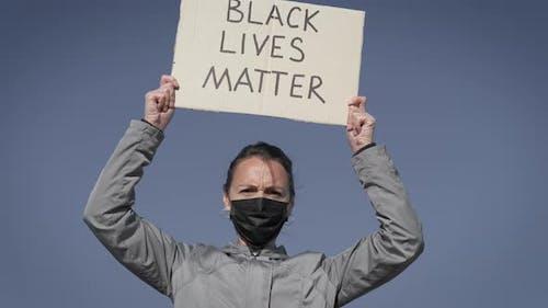 Stop black terror.
