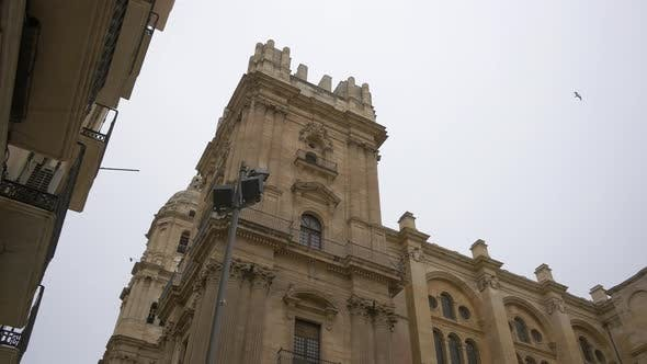 Thumbnail for Low angle of a building