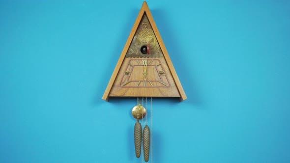 Thumbnail for Wall Clock With Cuckoo