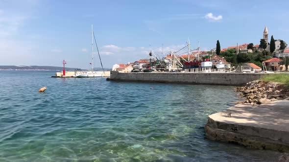 Thumbnail for Town Kali on the island of Ugljan
