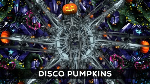 Thumbnail for Disco Pumpkins
