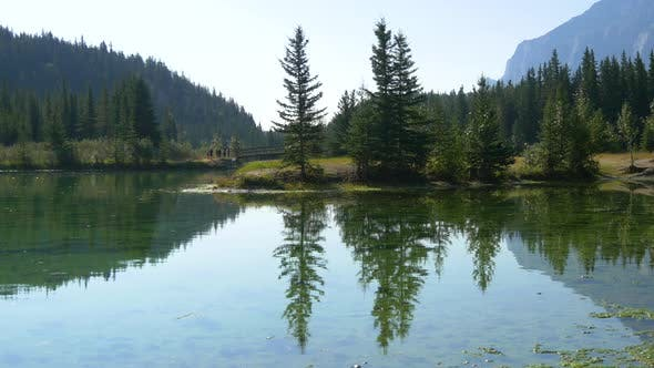 Thumbnail for Cascade Ponds in Canada