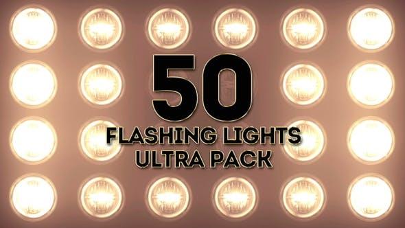 Lichter blinken Ultra Pack