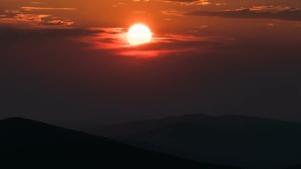 Cover Image for Fast Sunset Landscape