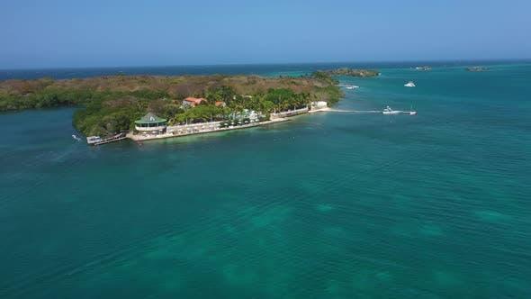 Tropical Paradise Island Beach Resort