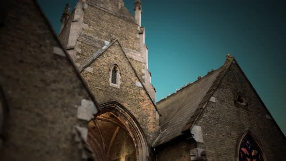 Thumbnail for Old Holbeach Cemetry Stone Chapel