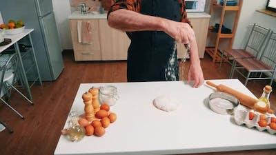 Bread Preparation at Home