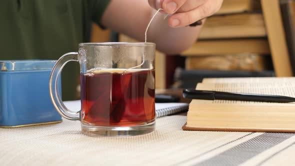 Thumbnail for Making Tea During University Study