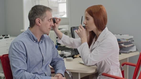 Thumbnail for Eye Examination