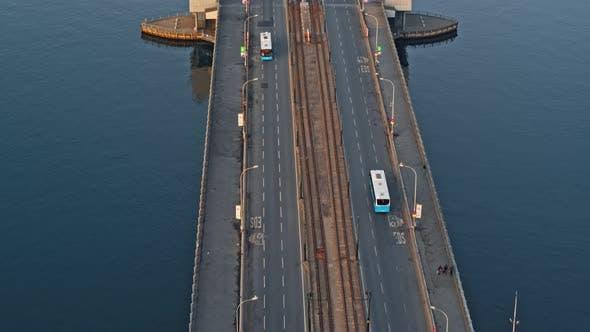 Thumbnail for Galata Bridge over Golden Horn