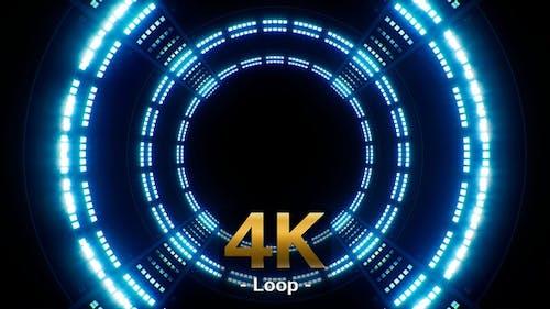 Future Portal Place Holder 4K Loop