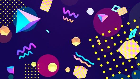 Thumbnail for Modern Geometric Background