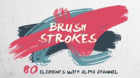 Thumbnail for Paint Brush Strokes