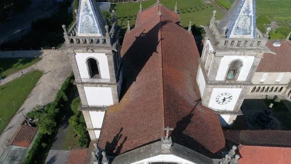 Thumbnail for Facade Of XVII Century Monastery