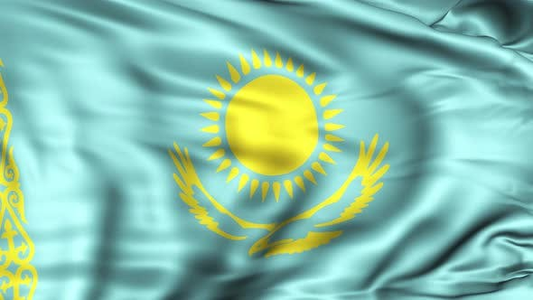 Thumbnail for Kazakhstan Flag