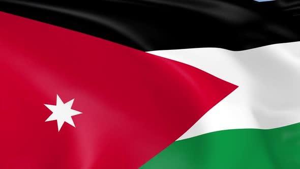 Cover Image for Jordan Flag