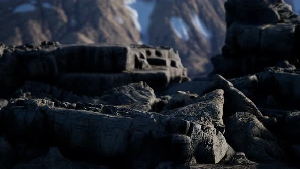 Thumbnail for Rock and Stones in Alps Mountains