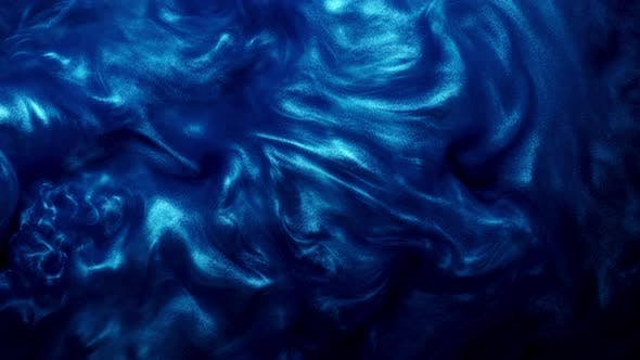 Thumbnail for Space Clouds Nebula Texture Background of Cosmic Galaxy Fluid Dynamics of Ink