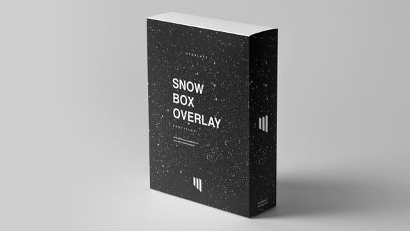Thumbnail for Snow Overlays Box