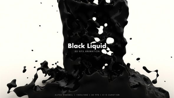 Thumbnail for Black Liquid Fill 2