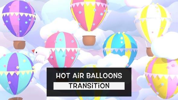 Thumbnail for Hot Air Balloons Transition