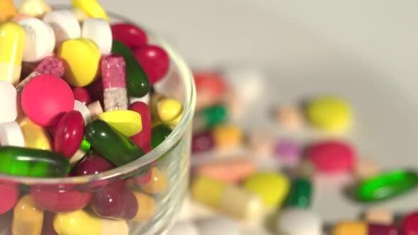 Thumbnail for Left Rotating Assortment of Pills