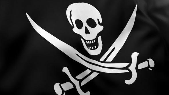 Thumbnail for Pirate Flag V3