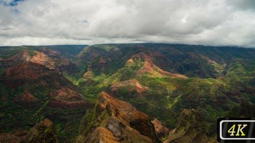 Hawaiian Waimea Canyon