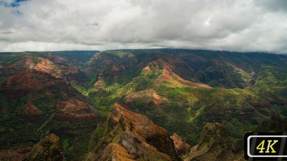 Thumbnail for Hawaiian Waimea Canyon
