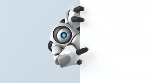 Thumbnail for Fun big robot