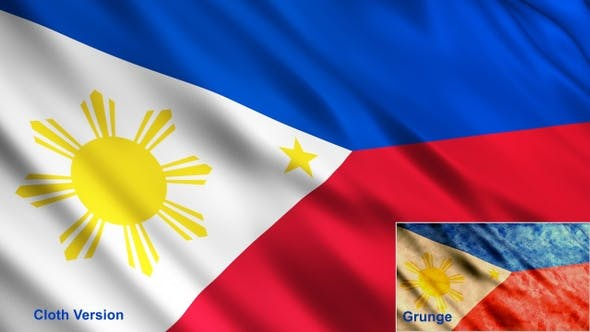 Cover Image for Philippines Flags