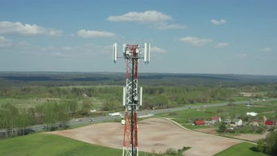 GSM Cell Tower Antenna