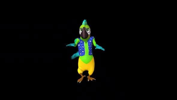 Thumbnail for Danse des perroquets