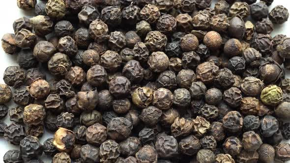 Thumbnail for Dry Black Pepper Close Up Rotation