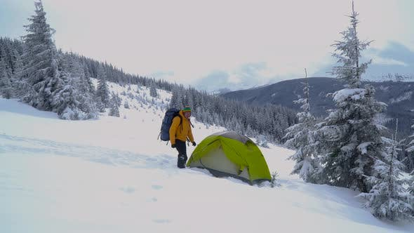 Thumbnail for Winter Trip in the Mountains
