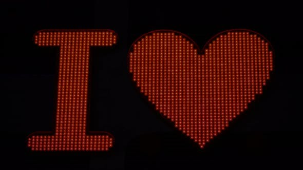 Thumbnail for I Love Digital LED Lights
