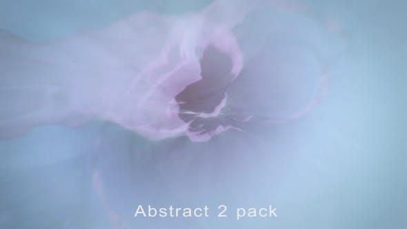 Abstract Tube 4K