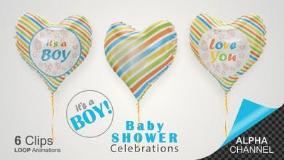 Baby Shower Celebration - Baby Boy