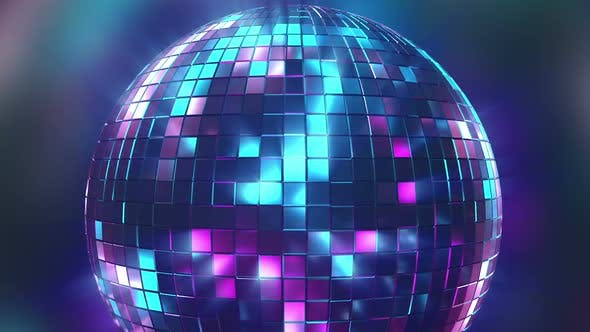 Disco Ball Loop