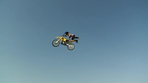 Cover Image for Motocross Bike Jump