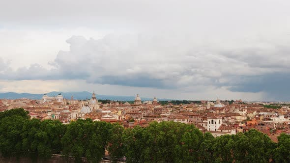 Thumbnail for Rome Italy Timelapse