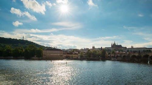 Summer Day in Prague