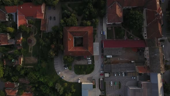 Thumbnail for Roofs And Trees In Residential Area