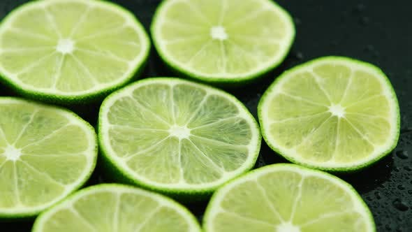 Thumbnail for Slices of Sour Fresh Lime