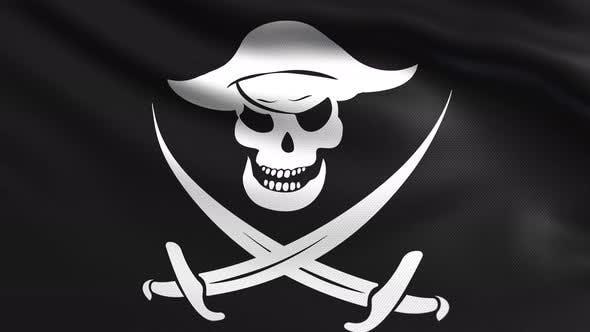 Thumbnail for Pirate Flag 4K