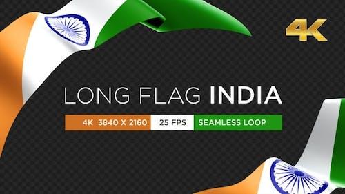 Long Flag India