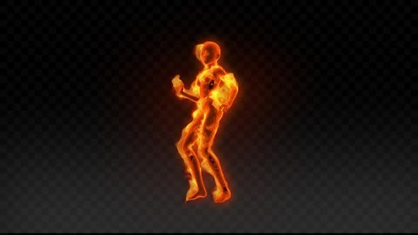 Thumbnail for Fiery Girl Dance 7