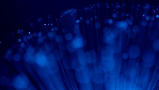 Thumbnail for Fiber Optics Strands Light