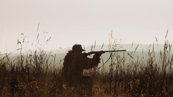 Hunter in Wait