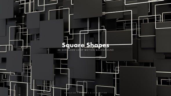 Thumbnail for Square Shapes Motion 41